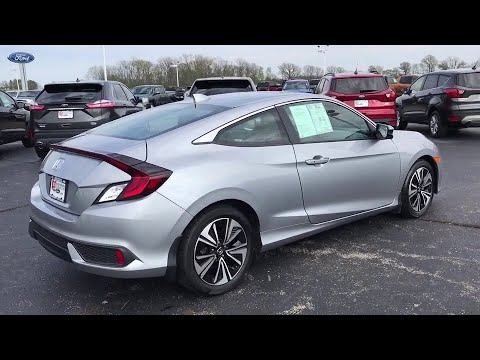 2018 Honda Civic London, Springfield, Columbus, Dayton, Hilliard, OH 93011A