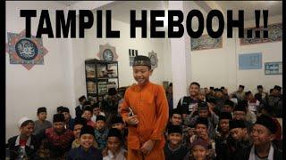 Download Heboh lagi.!! Qori Cilik Juara 1 MTQ Nasional 2018 di Medan, Santri Mu'min Aenul Mubarok