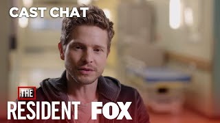 Matt Czuchry As Dr Conrad Hawkins  Season 1  THE RESIDENT