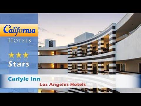 Carlyle Inn, Los Angeles Hotels - California
