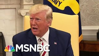 Trump Doubles His Controversial Message To Jewish Americans 'King Of The Jews' | Deadline | MSNBC