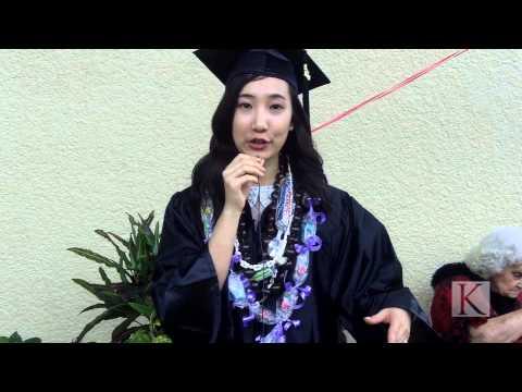 BYU-Hawaii Graduation April 2013