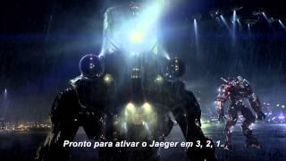 Círculo de Fogo - Trailer Oficial  1 (leg) [HD] | 9 de agosto nos cinemas