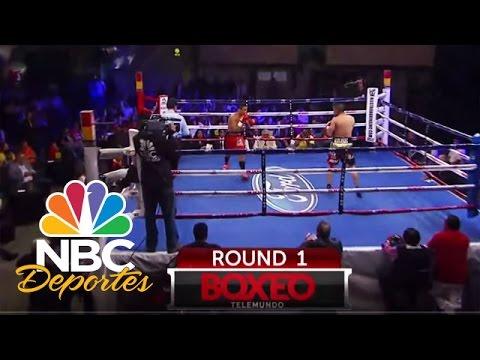 "Alejandro ""Payasito"" Hernández vs. Humberto ""Chato"" Morales | Boxeo | NBC Deportes"