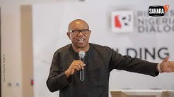 Ahead 2019: We Want People With Capacity - Peter Obi