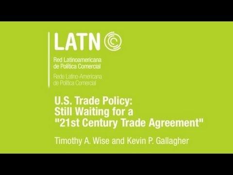 Obama Pushes NAFTA Style Trade Policy Despite 2008 Promise