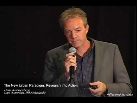 The New Urban Paradigm: Research into Action