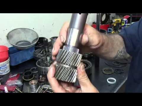 GM 4L80-E Transmission Rebuild - Transmission repair