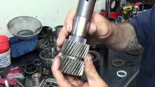 Компанія GM 4L80-е передачі Rebuild - ремонт коробки передач