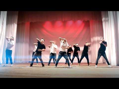 27/01/2012 - IV отчётный концерт танцевальной студии INFINITY