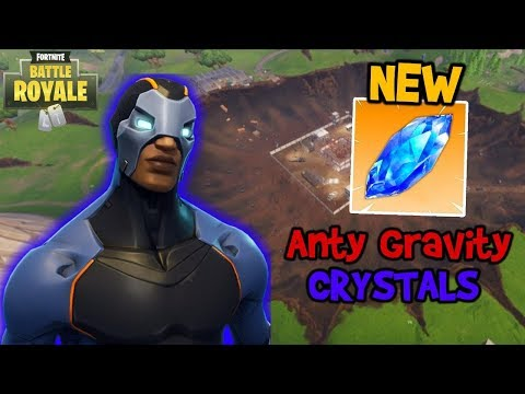 *NEW* ANTI GRAVITY CRYSTAL GAMEPLAY! - Fortnite Funny Fails & Epic Wins #22 (Fortnite Best Moments)