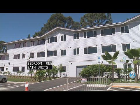 Second phase of affordable senior rentals completed in Mililani Mauka