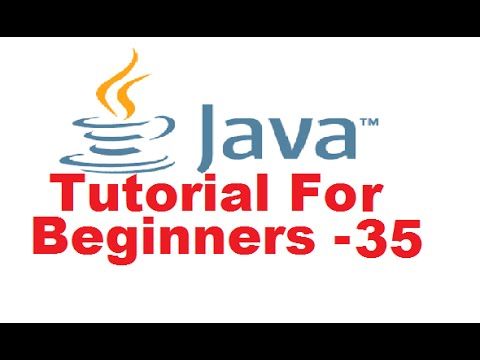 Java Tutorial For Beginners 35 - HashSet in Java - YouTube