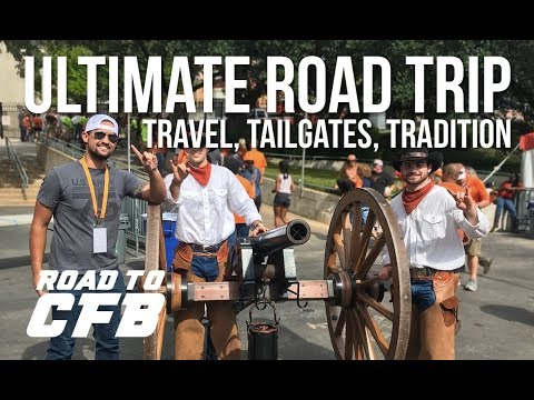 The Ultimate Road Trip | Road to CFB | Promo Reel