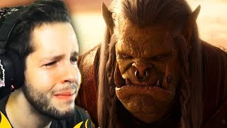 """Man CRIES Watching WoW War Campaign Final Cinematic """"RECKONING"""" - Reaction Video from CoffeeClub_TV"""
