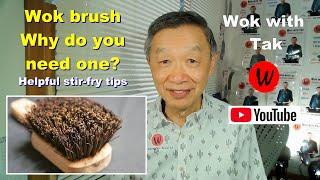 Wok Brush Why Do You Need One Helpful Stir Fry Tips Youtube