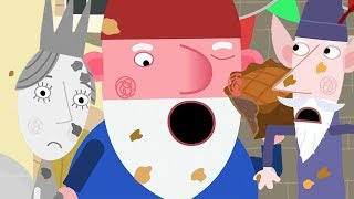 Ben and Holly's Little Kingdom Full Episodes🌟 Feast At Fairy Castle | 1Hour | HD Cartoons for Kids