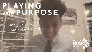Harmony In Action | Meet Thomas