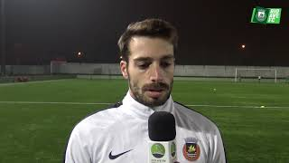 Sub 8: Liga Carlos Alberto