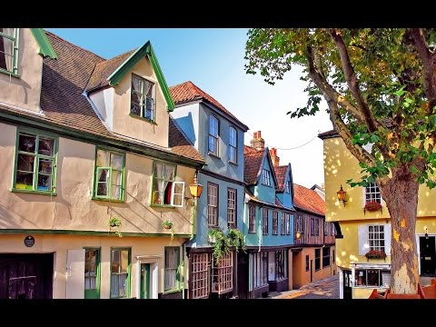 Top Tourist Attractions in Norwich: Travel Guide England