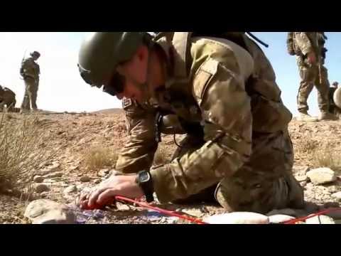 Royal Australian Army Explosive Ordnance Disposal in Afghanistan