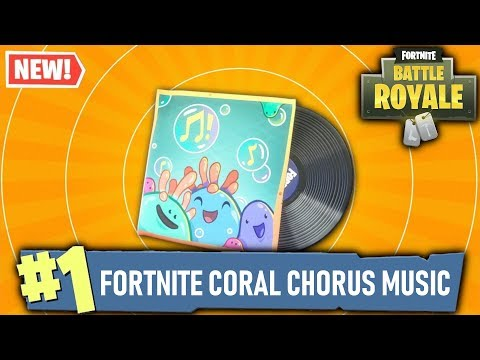 Fortnite Coral Chorus Remix Official Audio Lobby Music