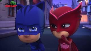 PJ Masks Super Pigiamini - La torta per Geco - Dall'episodio 09