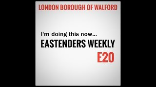 EastEnders Weekly I'm doing this now - Kacey Ainsworth