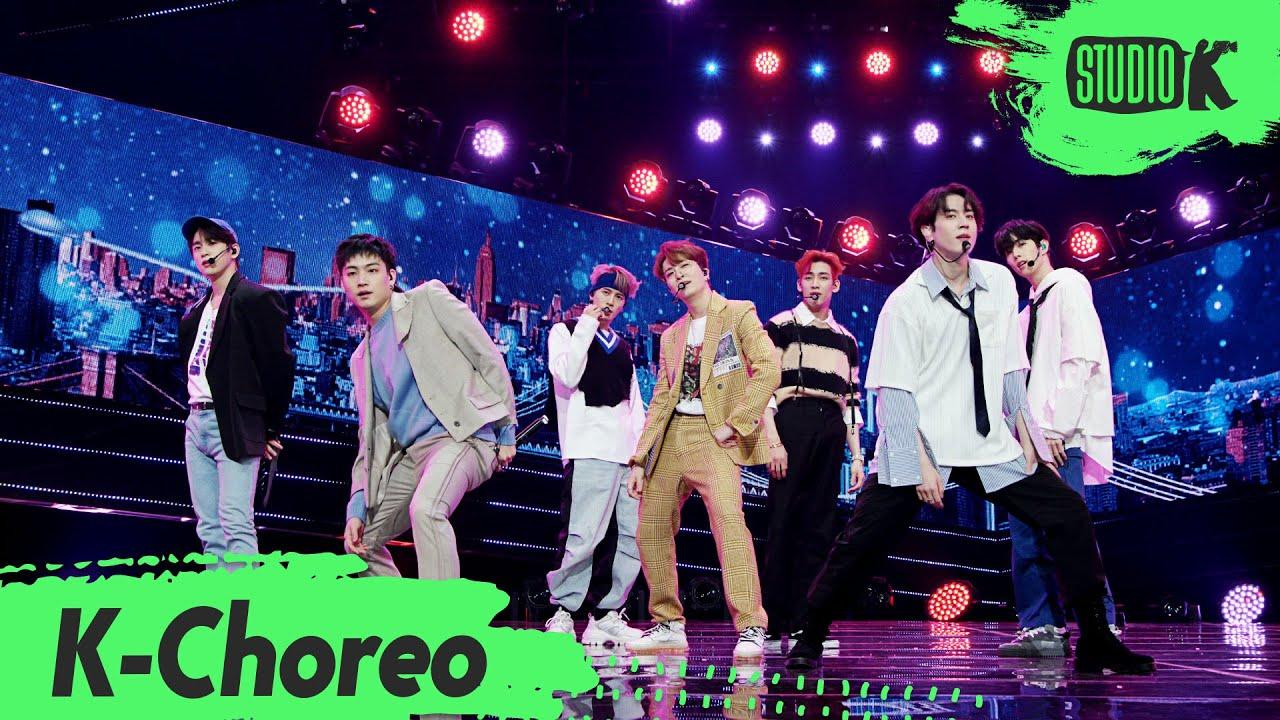 [K-Choreo 8K] 갓세븐 직캠 'Breath (넌 날 숨 쉬게 해)' (GOT7 Choreography) l @MusicBank 201204