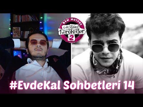 Metin Pıhlıses ile ÇGH #EvdeKal Sohbetleri - 14.Bölüm  (Arif Güloğlu)
