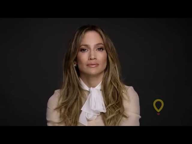 Jennifer Lopez Asks for Your Support
