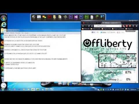Descargar Mp3 y Videos del youtube sin programas [Offliberty]