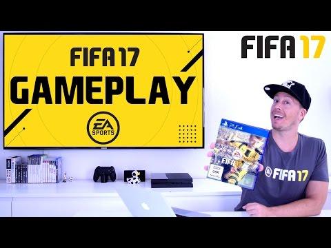 FIFA 17 GAMEPLAY | FIFA 17 Grafik, Neuerungen, News, Demo, Trailer | deutsch