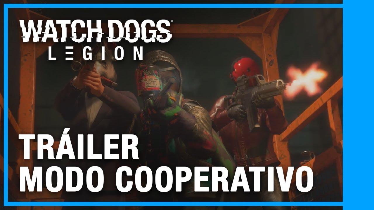 Watch Dogs: Legion - Modo En Línea Tráiler de Lanzamiento   Ubisoft LATAM