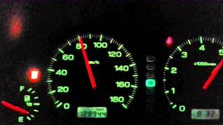レガシーツーリングワゴン 0-100km bh5