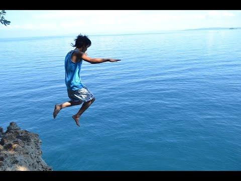 SABANG Cliff Jumping - Kaputian, Samal Island