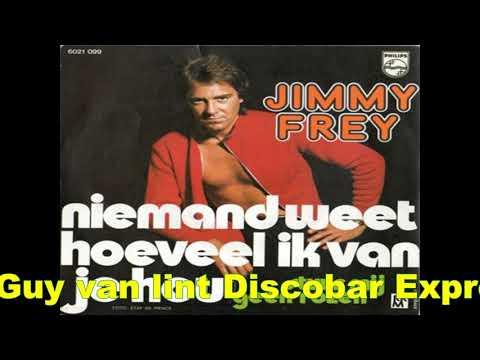 JIMMY FREY-niemand weet hoeveel ik van je hou 1974