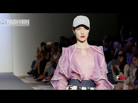 MOI MULTIPLE Fall 2018 Haute Couture | ALTA ROMA 2018 - Fashion Channel