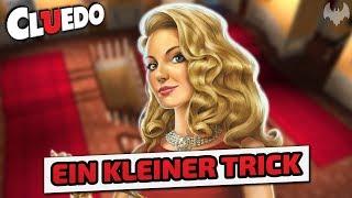 Ein kleiner Trick - Clue/Cluedo: The Classic Mystery Game - Deutsch German -Dhalucard