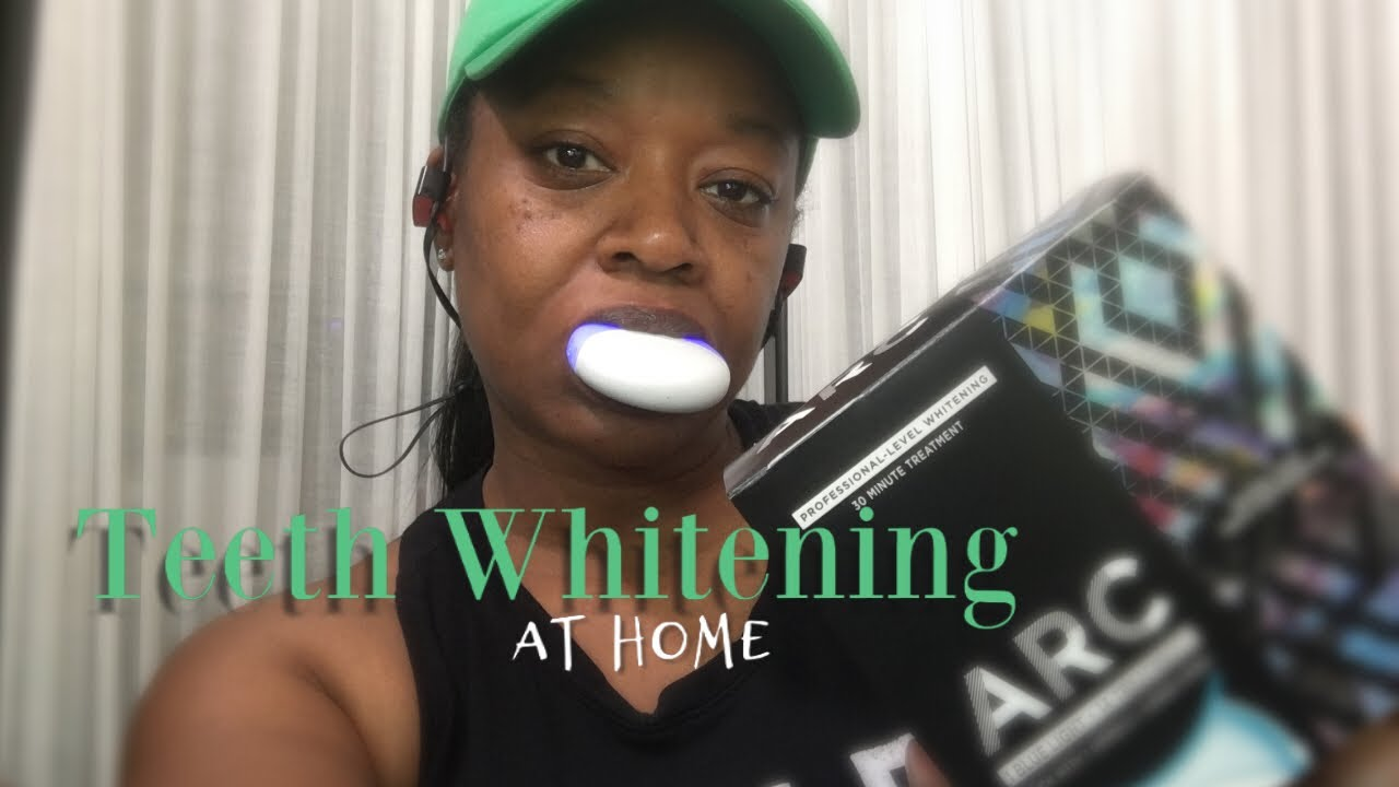 Arc Teeth Whitening Kit Youtube