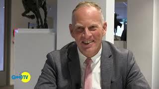 In gesprek met Han ter Heegde, burgemeester van Gooise Meren 23-10-2019