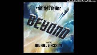 04 The Dance of the Nebula  - Star Trek Beyond OST (Michael Giacchino)