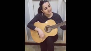 Ани Варданян  Я б навеки забыл кабаки (видео из инста)