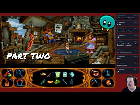Simon the Sorcerer II: The Lion, The Wizard and the Wardrobe (PC) | THINGS GET WEIRD