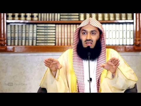 Advice for Muslims - Mufti Menk