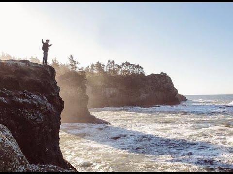 Cape Flattery Trail, Neah Bay Washington State, Makah Nation