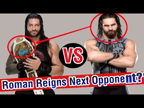 Roman Reigns VS Seth Rollins For Intercontinental Championship?? thumbnail