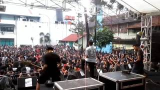 PUKAT HARIMAU - Just Another Hog (Nasum Cover) Live At Jakarta Grindcore Festival 2014