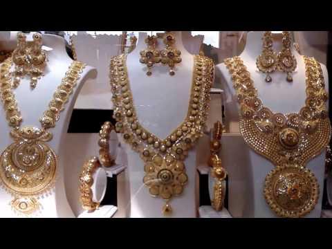 Dubai city of Gold | Gold Market in Deira