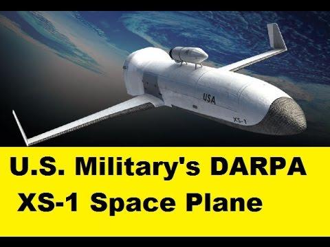 Boeing, DARPA to build prototype spaceplane